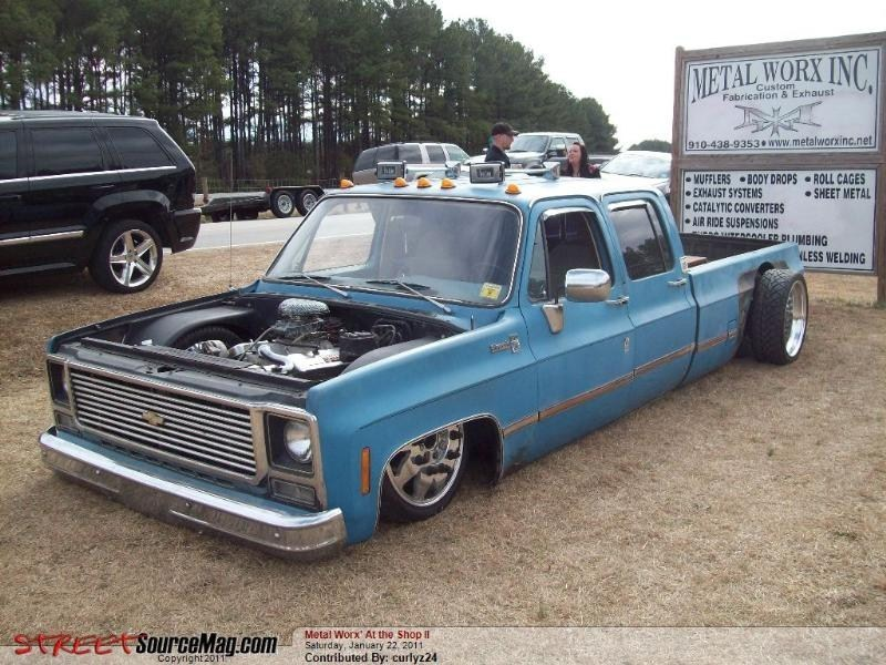 79squarebody 39 S 1979 Chevy Crew Cab Dually On Street Source
