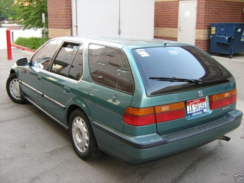 1993 honda accord wagon