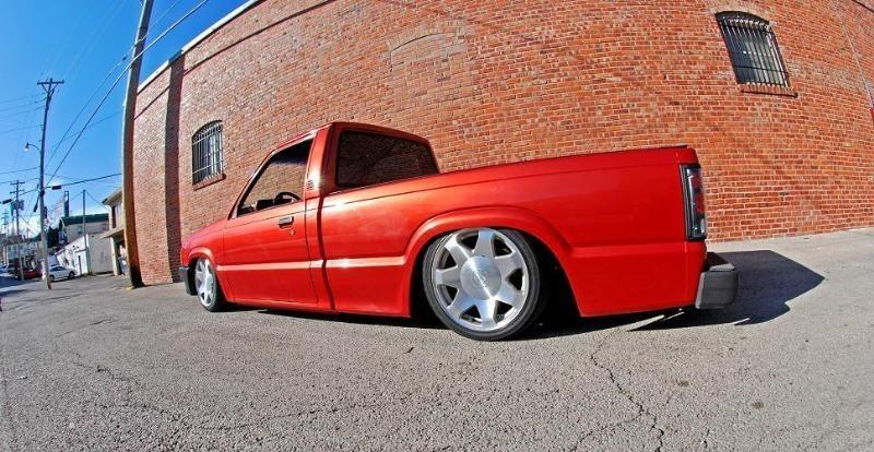 Mazda 3 Wiki >> guiltybydesign's 1989 Mazda B2200 on Street Source