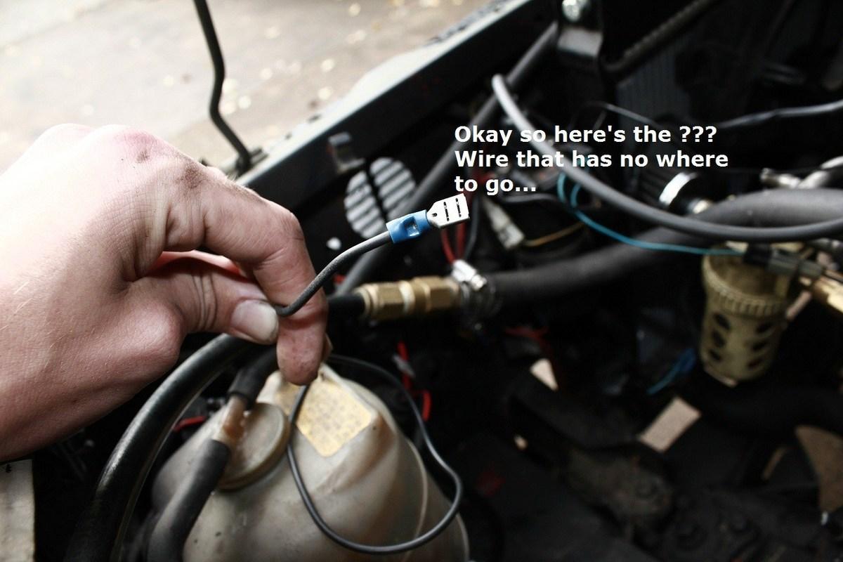 Pressure Switch Not Working On My EDC Sandan Not York Street - York relay switch