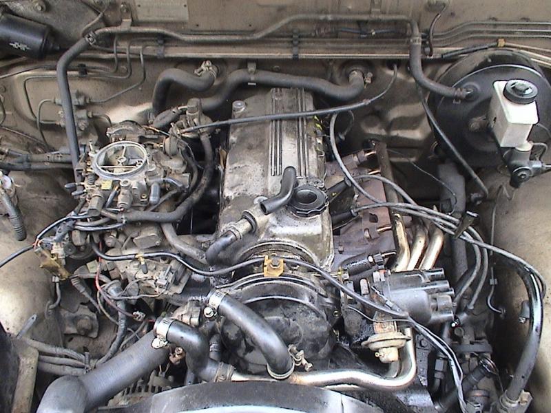 1989 Mazda B2200 Engine Rebuild Kit