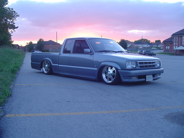 midnightmikes 1992 Mazda B Series Truck photo