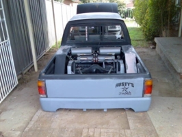 zaminiss 1989 Mazda B Series Truck photo thumbnail