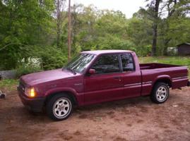ponts 1992 Mazda B Series Truck photo thumbnail