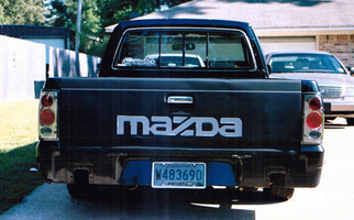 throwinsparksnlas 1992 Mazda B Series Truck photo thumbnail