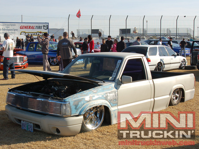 speedster93bs 1993 Mazda B Series Truck photo