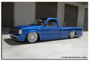 railss 1985 Mazda B Series Truck photo thumbnail