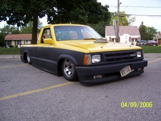 richies 1988 Mazda B Series Truck photo