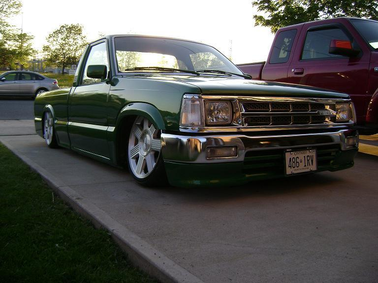 solow93 (ryan)s 1993 Mazda B Series Truck photo
