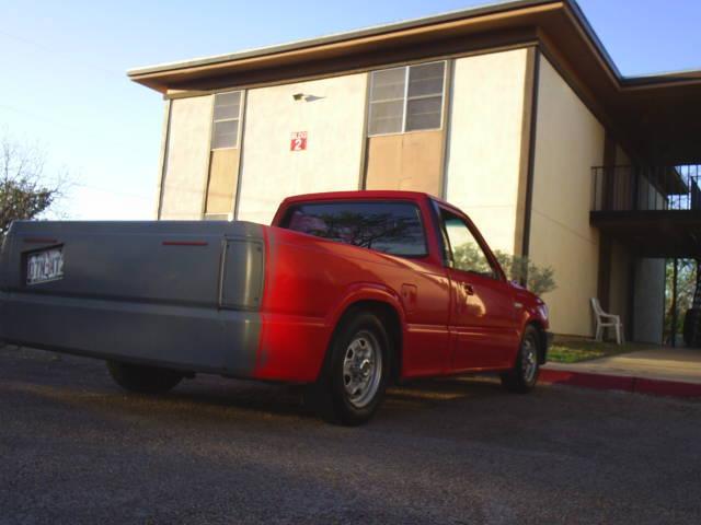 dbmonsters 1993 Mazda B Series Truck photo