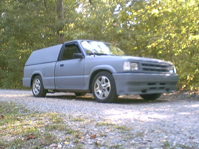 madzatrucks 1991 Mazda B Series Truck photo