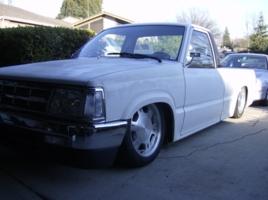 projekttekneks 1989 Mazda B Series Truck photo thumbnail