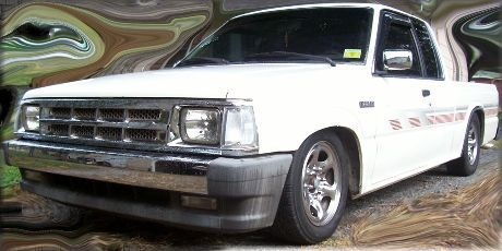 1hotdawgs 1989 Mazda B Series Truck photo