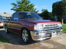 mazda808s 1993 Mazda B Series Truck photo thumbnail