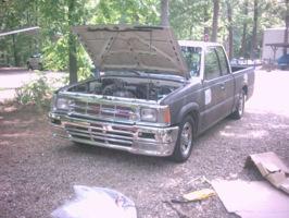 fives 1991 Mazda B Series Truck photo thumbnail