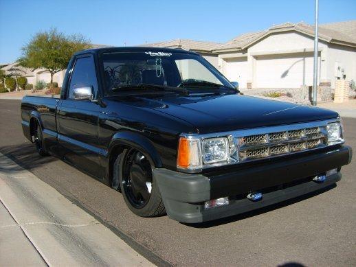 kmatter1234s 1990 Mazda B Series Truck photo