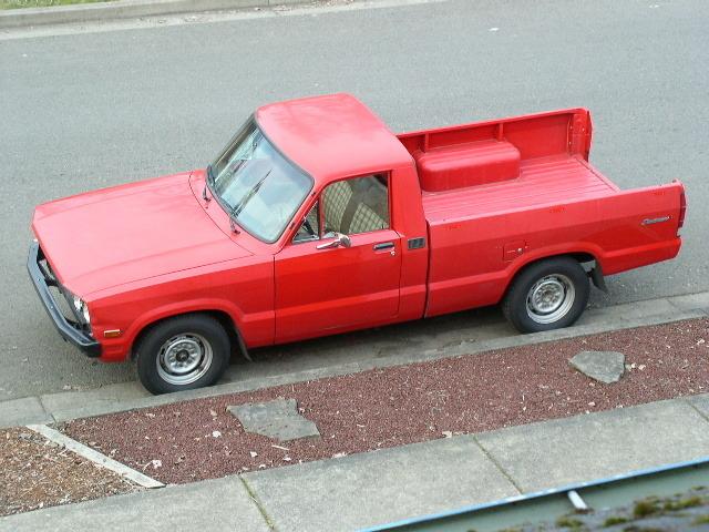 lukes 1984 Mazda B Series Truck photo