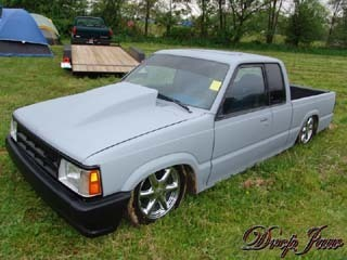 1990b26akathebeasts 1990 Mazda B Series Truck photo
