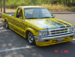 mazdalowandslows 1989 Mazda B Series Truck photo thumbnail