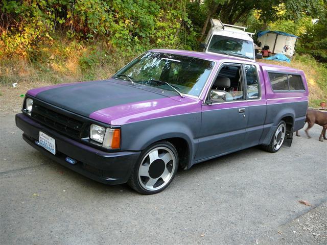 toddlucks 1988 Mazda B Series Truck photo
