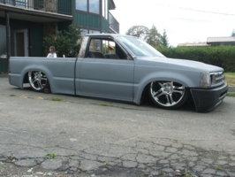 flameds10(tyler)s 1991 Mazda B Series Truck photo thumbnail