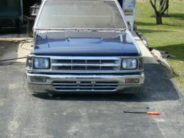 90b2200s 1989 Mazda B Series Truck photo thumbnail