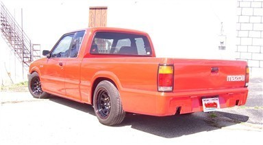 xcoocookalxs 1992 Mazda B Series Truck photo
