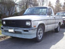 84mazdaaccords 1984 Mazda B Series Truck photo thumbnail