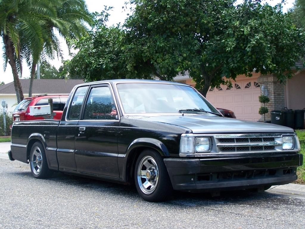 mazdagraveyards 1987 Mazda B Series Truck photo