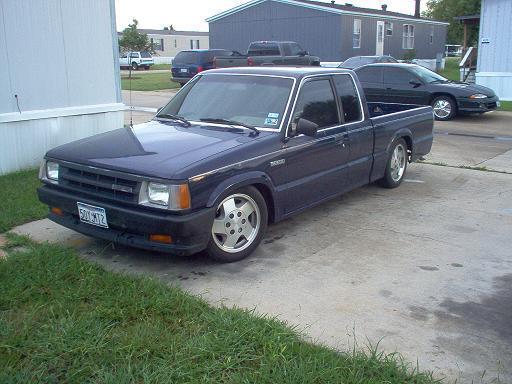mazstangs 1990 Mazda B Series Truck photo