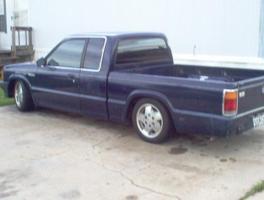 mazstangs 1990 Mazda B Series Truck photo thumbnail