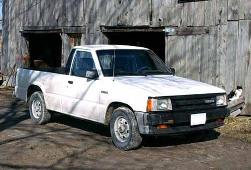 b1991s 1991 Mazda B Series Truck photo