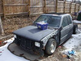 so_low_it_hrzs 1993 Mazda B Series Truck photo thumbnail