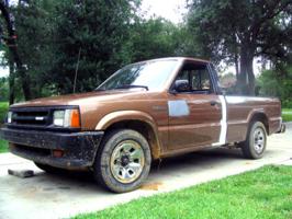 watts 1987 Mazda B Series Truck photo thumbnail