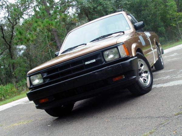 watts 1987 Mazda B Series Truck photo