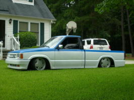 mazda128s 1991 Mazda B Series Truck photo thumbnail