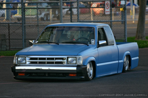 twisteds 1987 Mazda B Series Truck photo thumbnail
