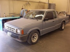 hex0rzs 1989 Mazda B Series Truck photo thumbnail