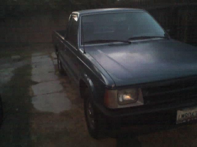 draggin4lifes 1992 Mazda B Series Truck photo