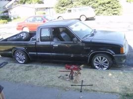 93mazdacrazys 1993 Mazda B Series Truck photo thumbnail