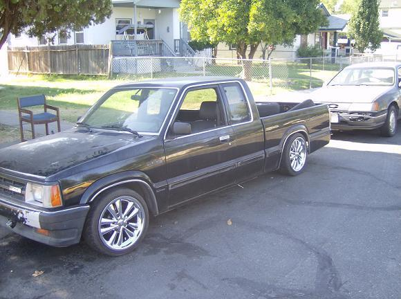 93mazdacrazys 1993 Mazda B Series Truck photo
