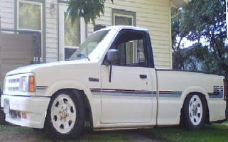 posimazis 1986 Mazda B Series Truck photo thumbnail