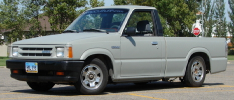 snoplows 1991 Mazda B Series Truck photo thumbnail