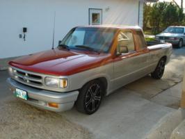 skidoo99s 1996 Mazda B Series Truck photo thumbnail