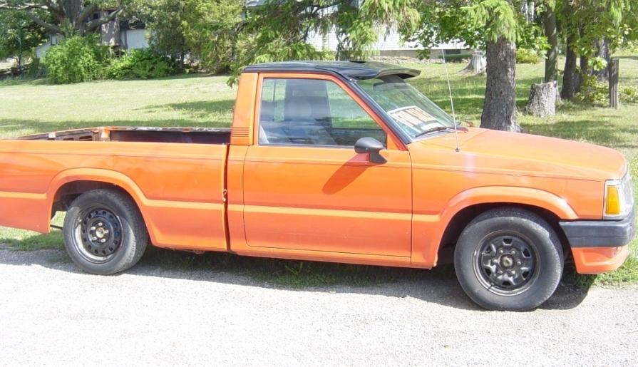 mattydiess 1991 Mazda B Series Truck photo