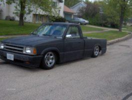 pimpeasyelils 1988 Mazda B Series Truck photo thumbnail