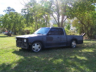 texaslowlife {john}s 1992 Mazda B Series Truck photo
