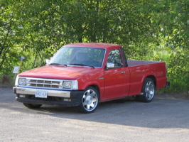 futraos 1992 Mazda B Series Truck photo thumbnail