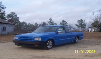 outkastdawgs 1992 Mazda B Series Truck photo thumbnail