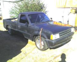 deranged kustomss 1987 Mazda B Series Truck photo thumbnail